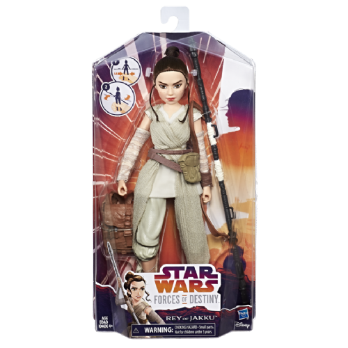 Star Wars Forces of Destiny Rey of Jakku